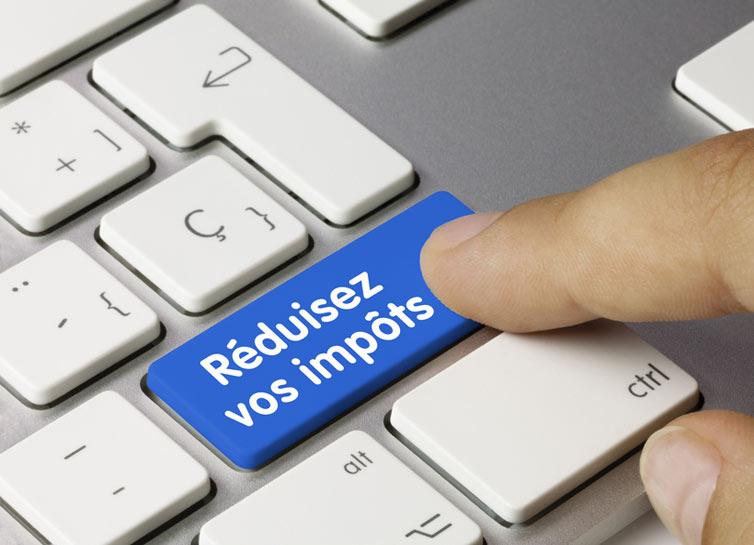 Reduire impots defiscalisation
