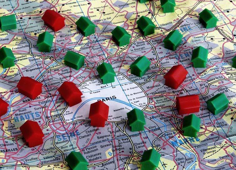 Choisir un bien d'investissement en Ile-de-France