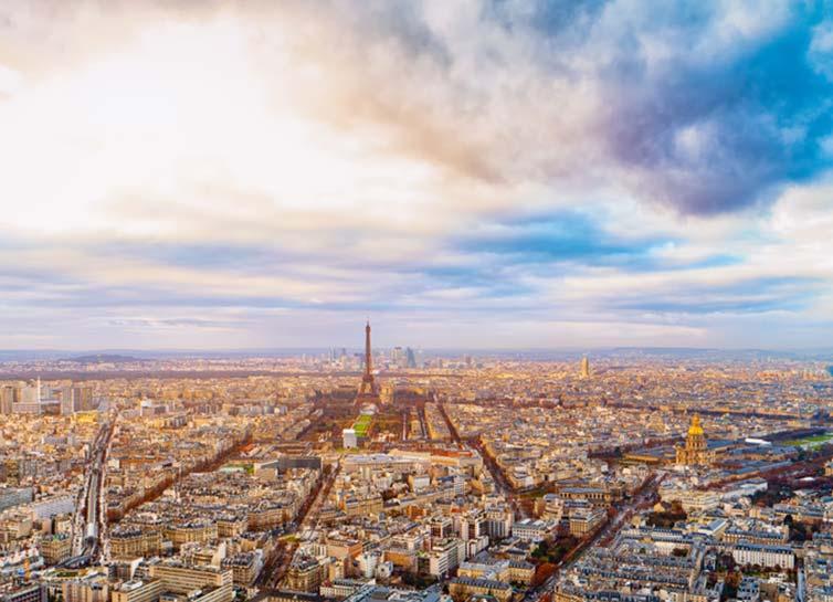 Bilan des investissements immobiliers en France en 2016