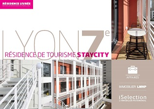 Staycity Lyon