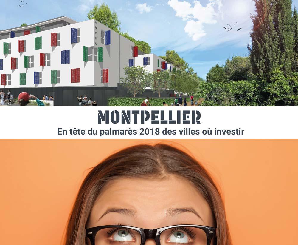 Résidence LMNP Censi-bouvard Montpellier