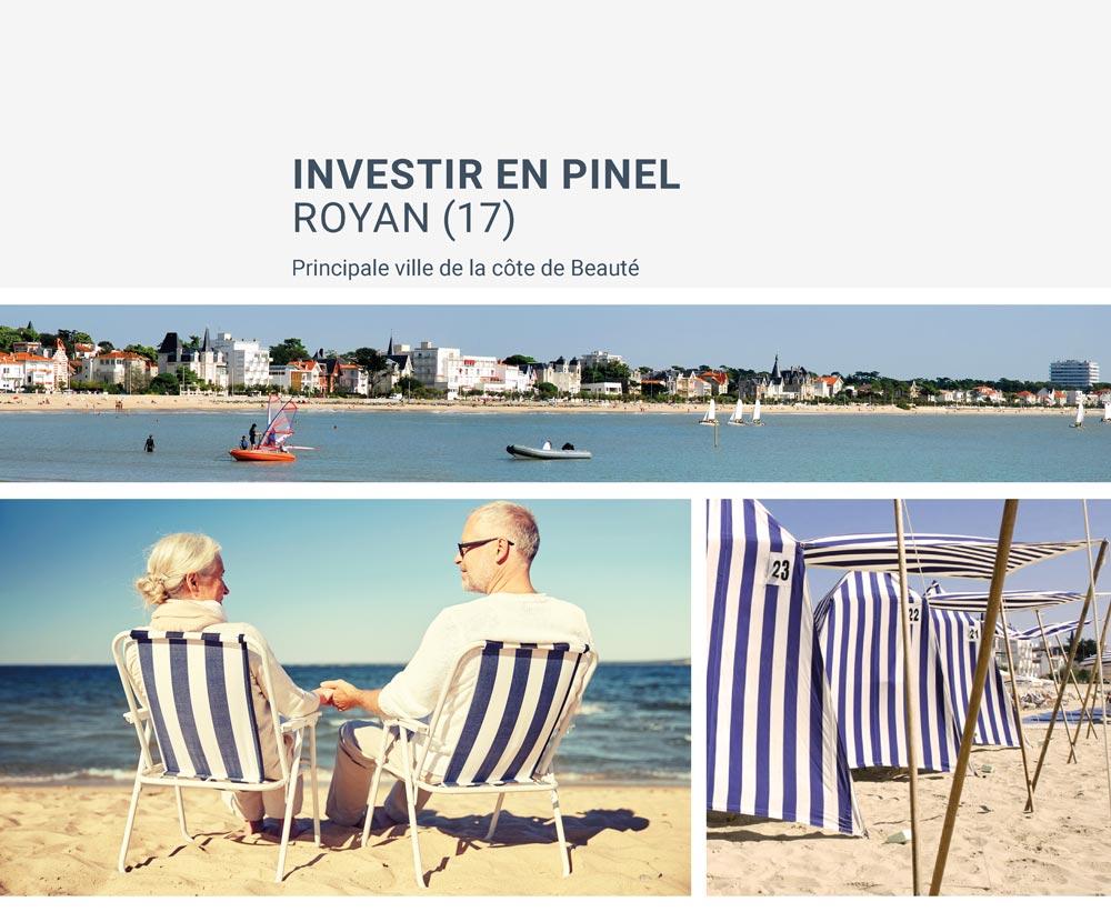 Royan investir en Pinel