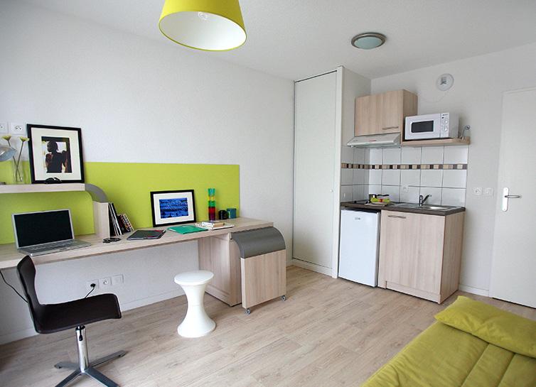 investissement résidence étudiante