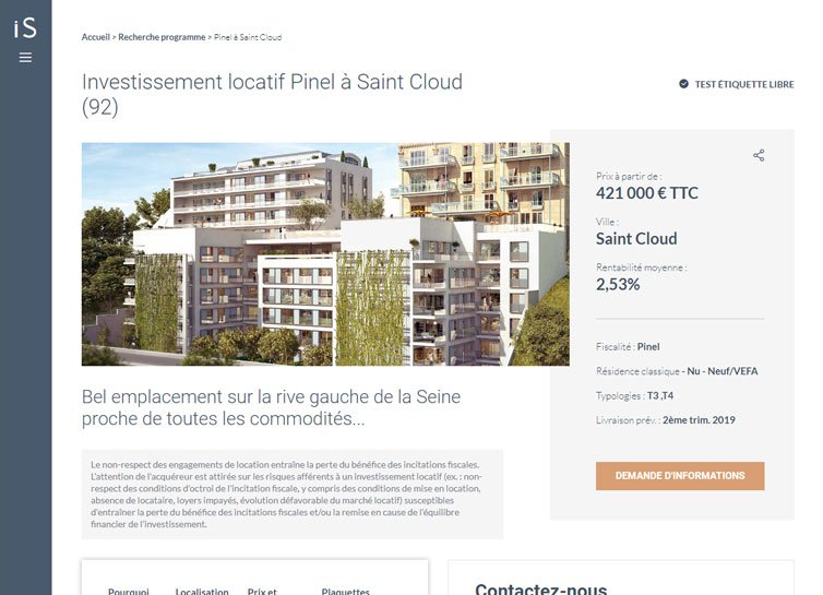 investissement-residence-immobilier-fiche