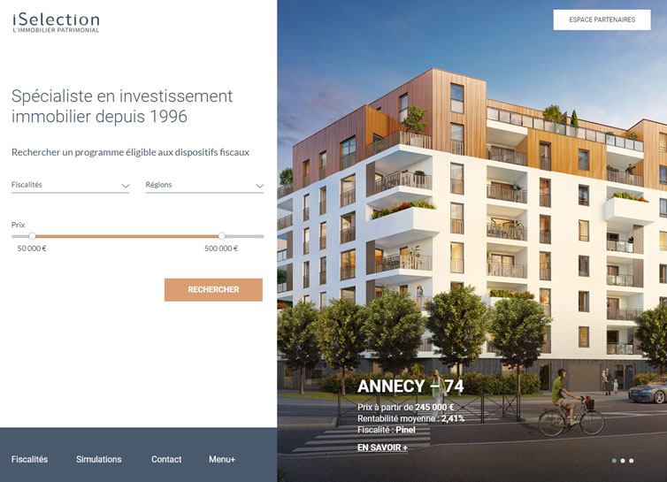 site-web-immobilier