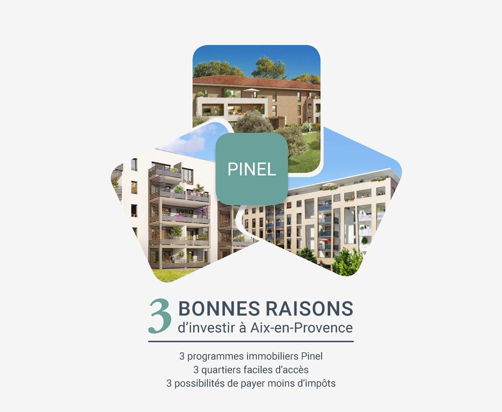3 bonnes raisons d'investir à Aix-en-Provence