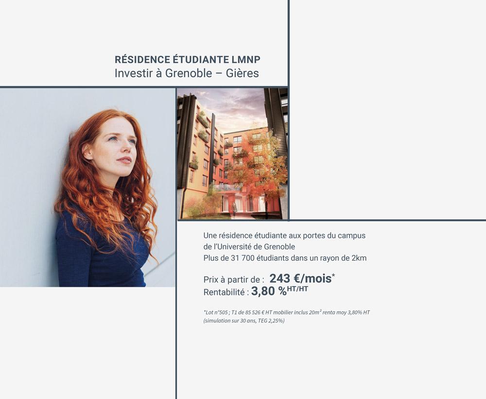 Investir-residence-etudiante-Grenoble-investissement-locatif-lmnp-iselection