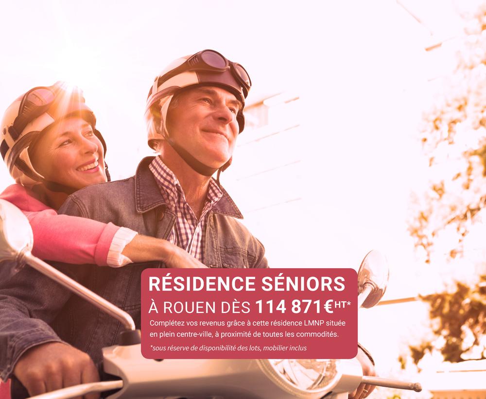 Résidence seniors Rouen