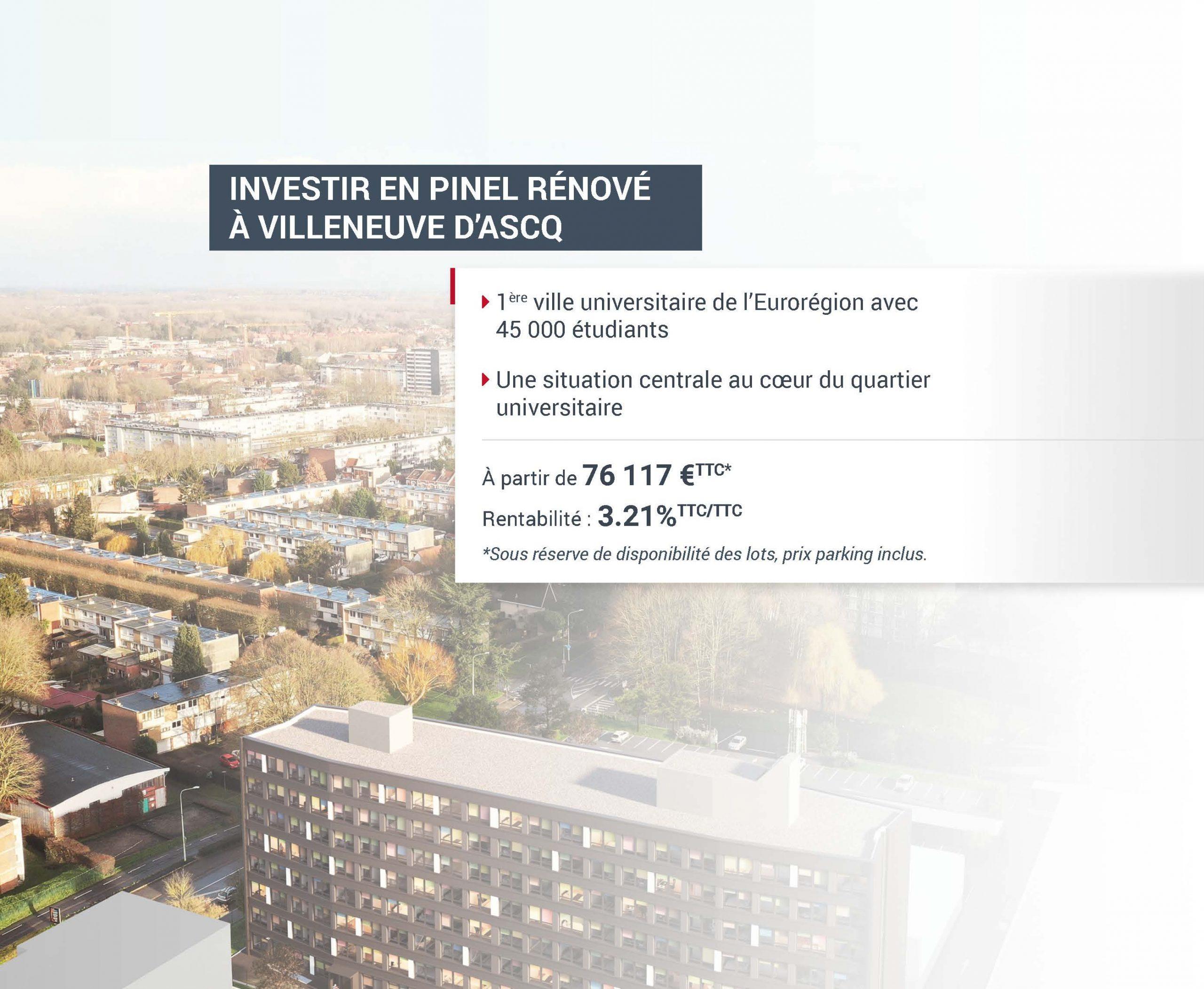 Programme Pinel Rénové