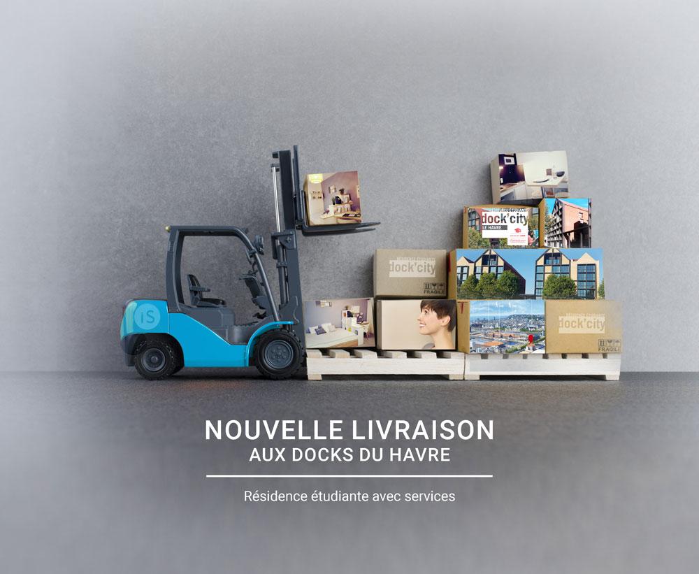 Programme immobilier locatif Le Havre