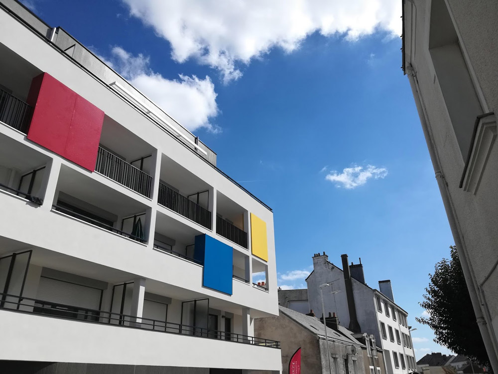 Résidence étudiante LMNP Saint Nazaire 3