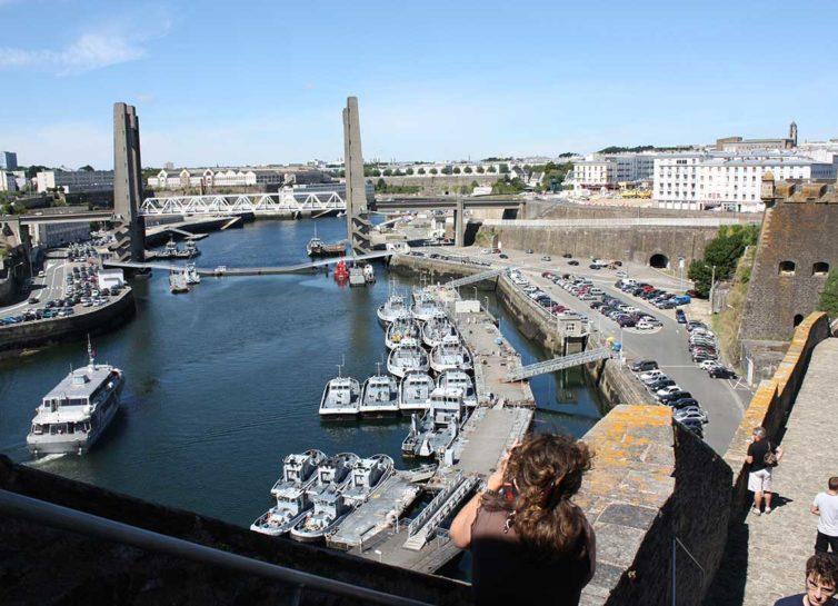 Marché de l'investissement immobilier locatif à Brest