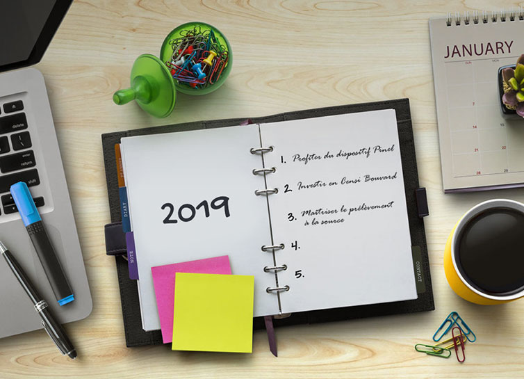 resolutions-fiscales-2019-investir-dans-l'immobilier