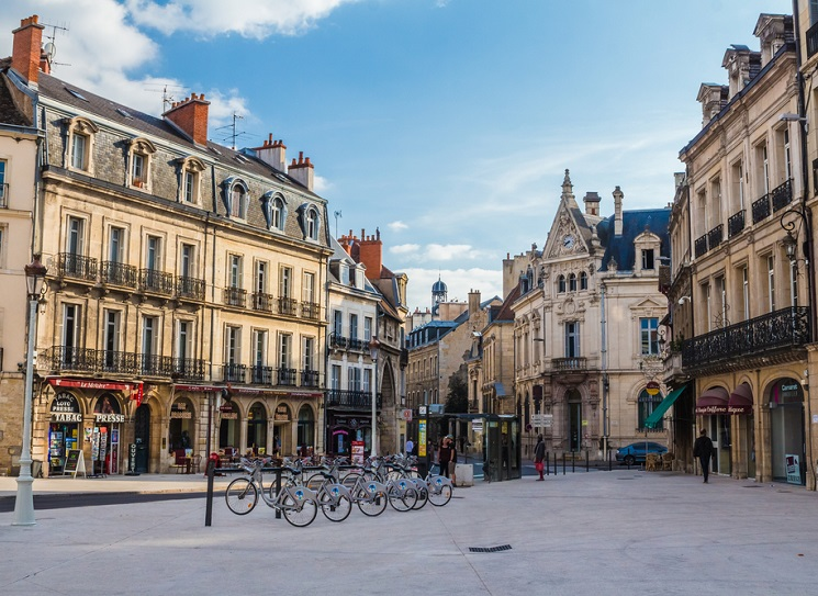 Investir à Dijon