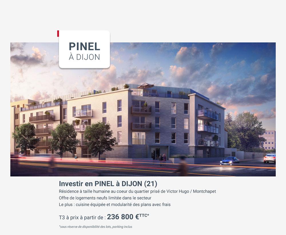 Résidence Pinel Dijon