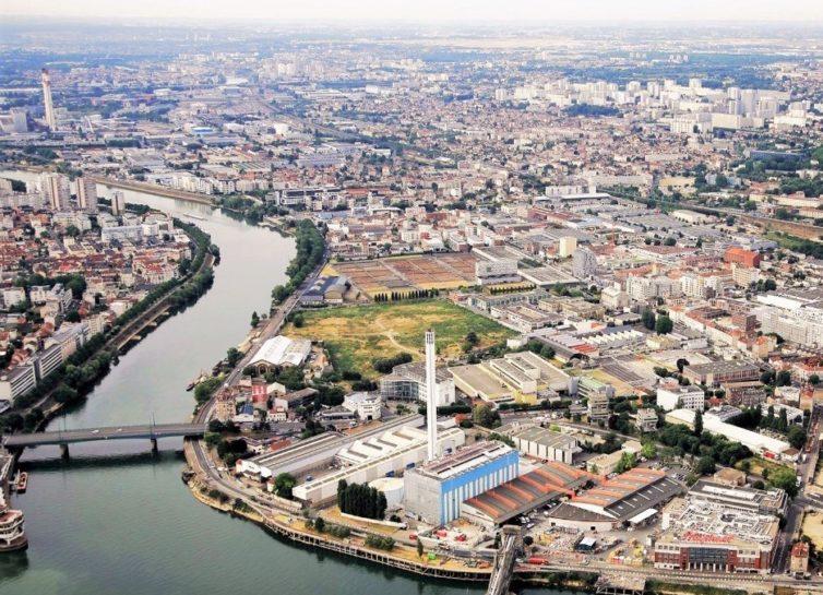 Résidence d'affaires à Ivry, près de Paris : une opportunité rare