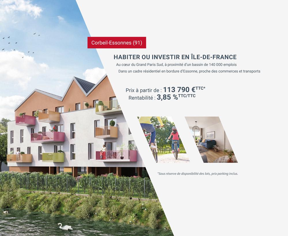 Investir-ile-de-france-corbeil-essonnes-91