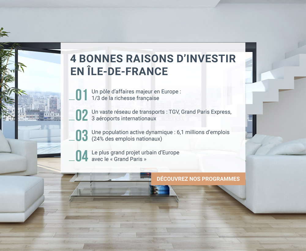 4raisons-d'investir-en-Ile-de-France-iselection