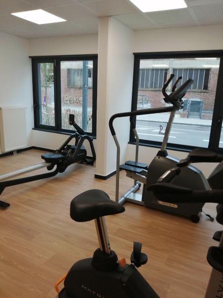 résidence étudiante new wave lille salle fitness