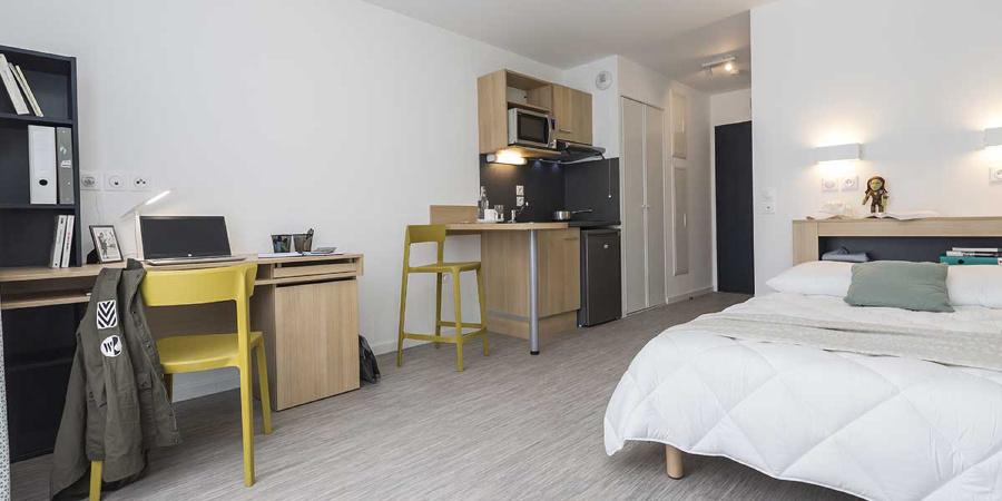 appartement meublé pour étudi