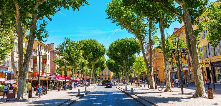 Les atouts d'Aix-en-Provence